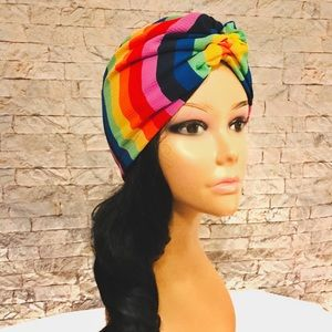 New! PRIDE- LGBTQ 🏳️‍🌈 Turban - Custom Made